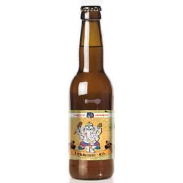 3 Indiennes: Bières IPA Bio
