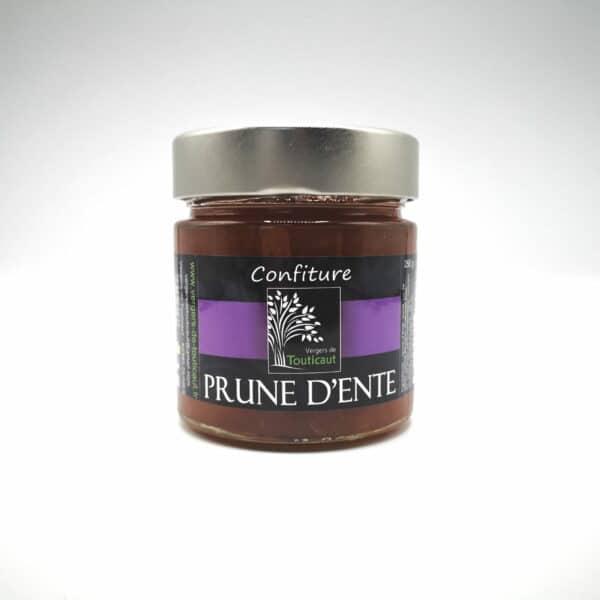 CONFITURE DE PRUNE D'ENTE