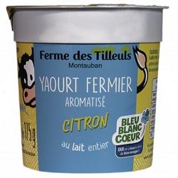4 yaourts citron