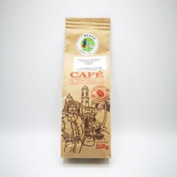 CAFÉ PEROU ARTISANAL BIO EN GRAIN