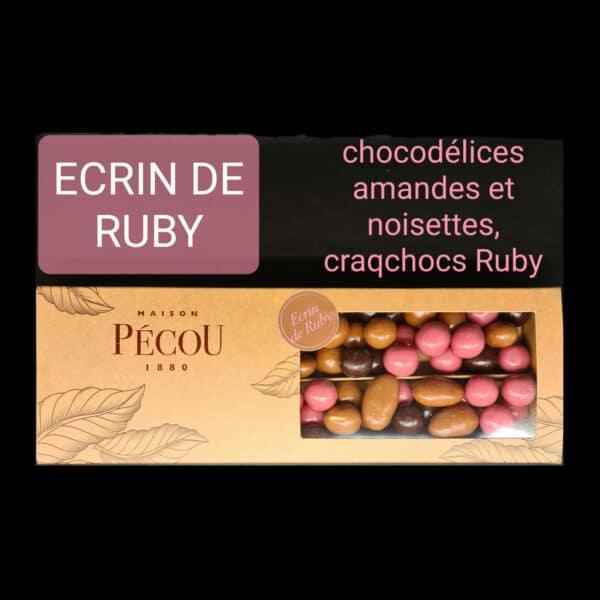 ASSORTIMENT ÉCRIN DE RUBY