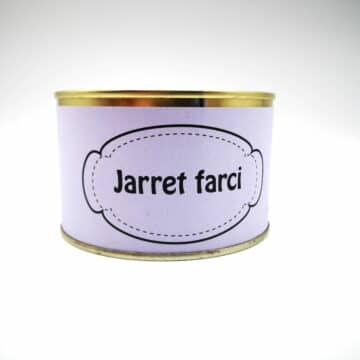 JARRET FARCI 400 GR