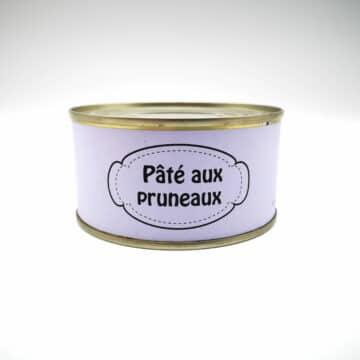 PÂTÉ AUX PRUNEAUX 180 GR