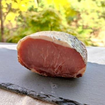 Lonzo porc noir 200g