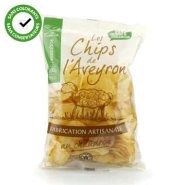 Chips au Roquefort