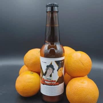3 Bières mandarine mécanique