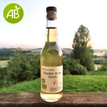 Vinaigre de vin blanc bio